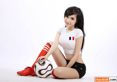 Hot girl Elly trong trang phục thể thao 2