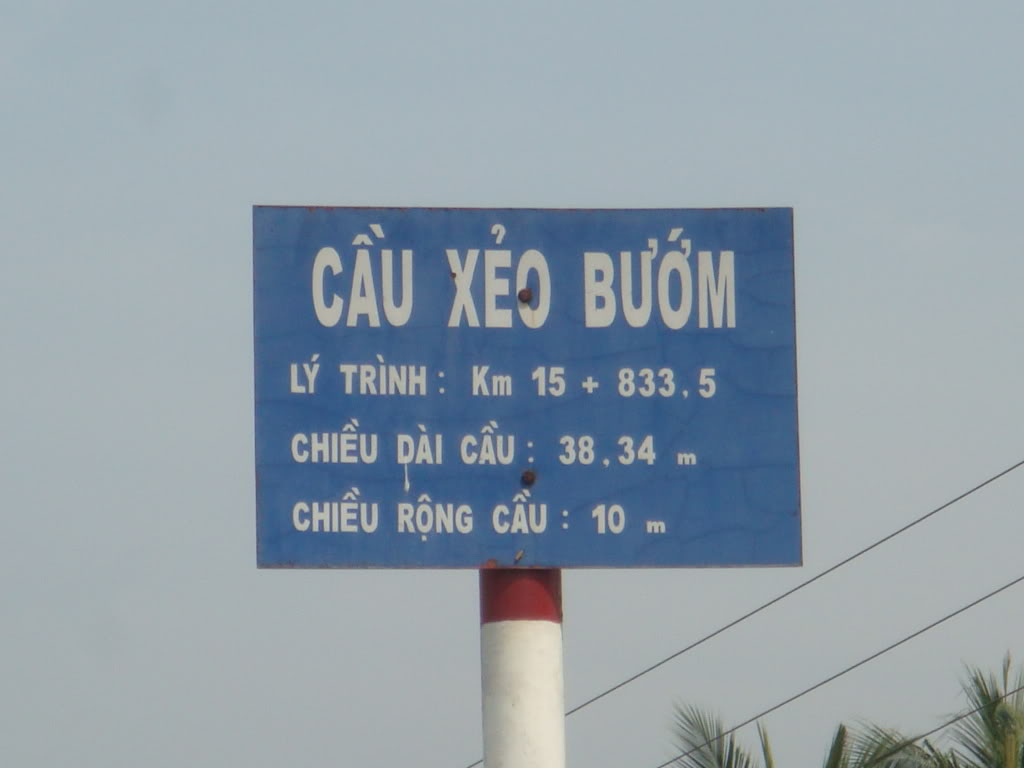 Những cây cầu chỉ có ở Việt Nam 1