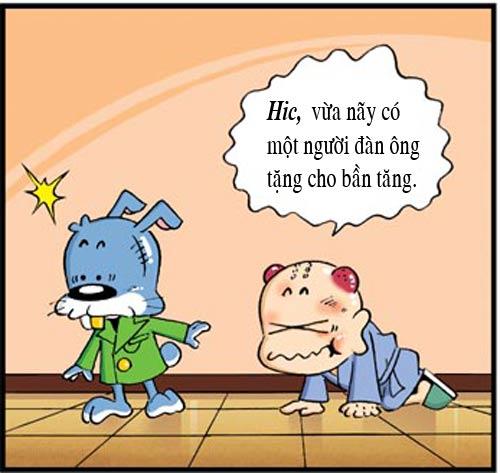 Tân Tây Du Ký (82): Thỏ già xí trai 1