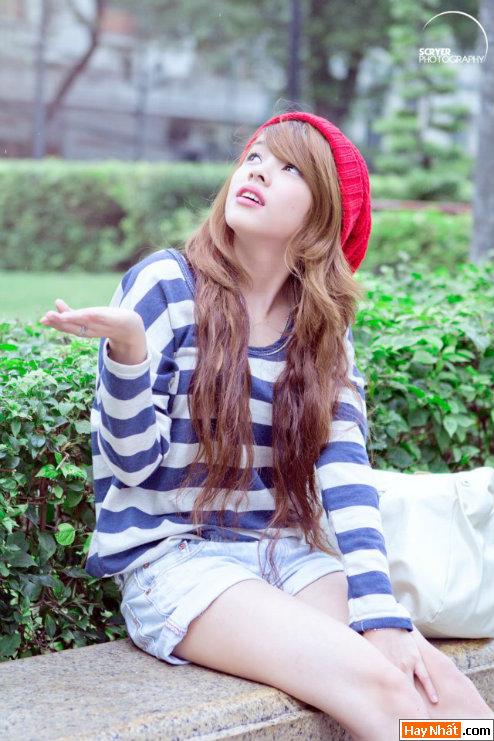 Hot girl Ngọc Phượng 3