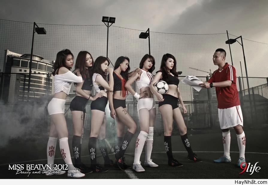 Người đẹp & Euro 2012 (Part 3) 1