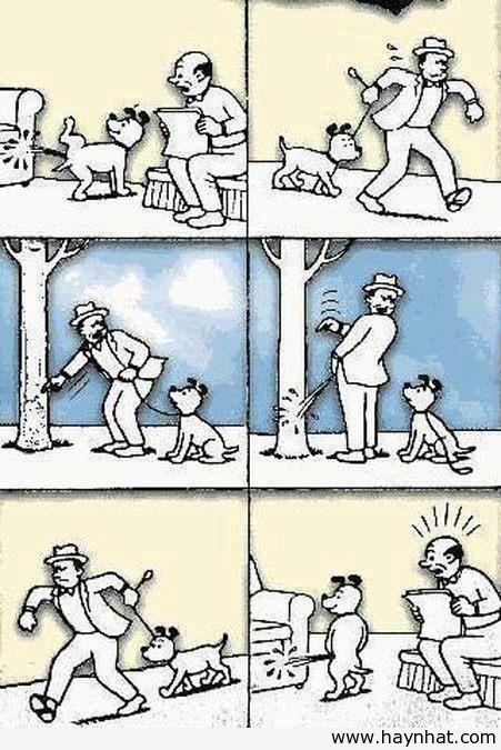 Chó khôn! 1