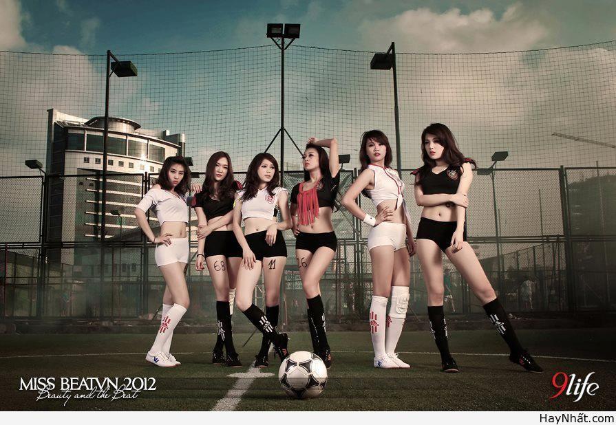 Người đẹp & Euro 2012 (Part 3) 3