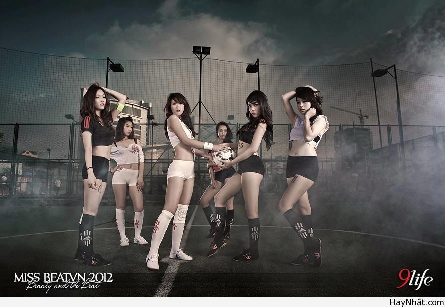 Người đẹp & Euro 2012 (Part 3) 5