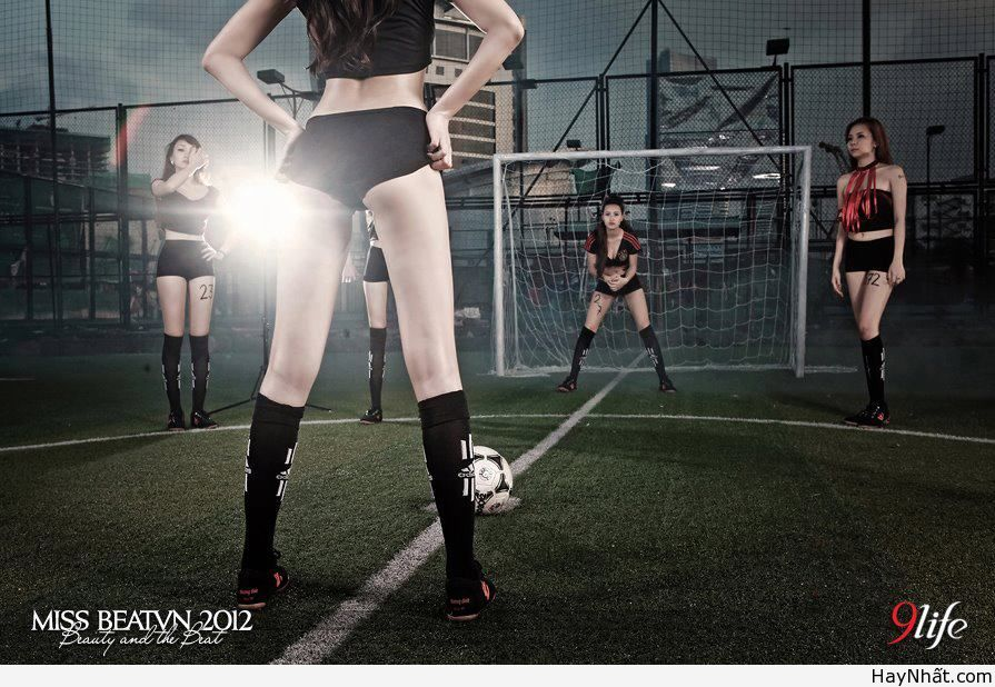 Người đẹp & Euro 2012 (Part 4) 3