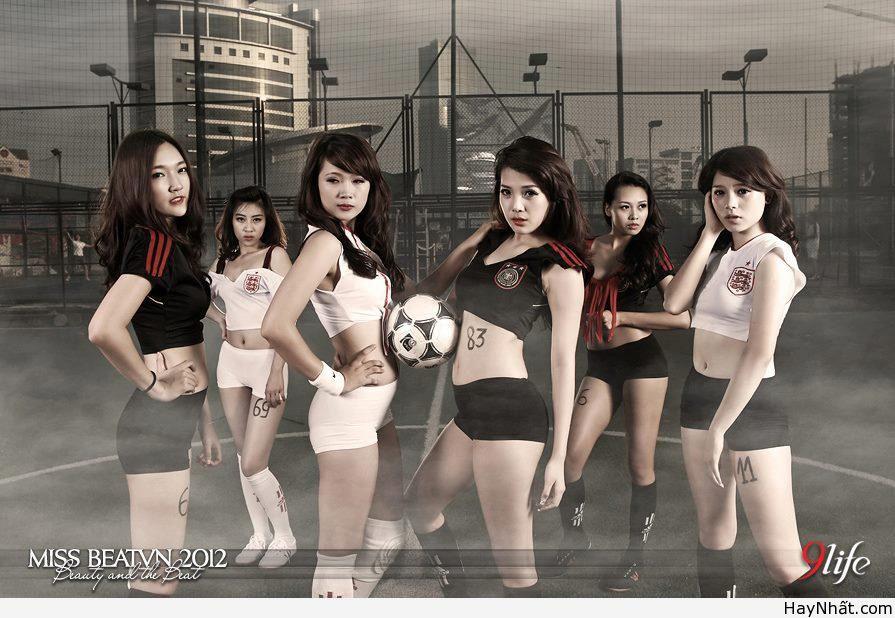 Người đẹp & Euro 2012 (Part 5) 1