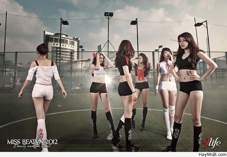 Người đẹp & Euro 2012 (Part 5) 2