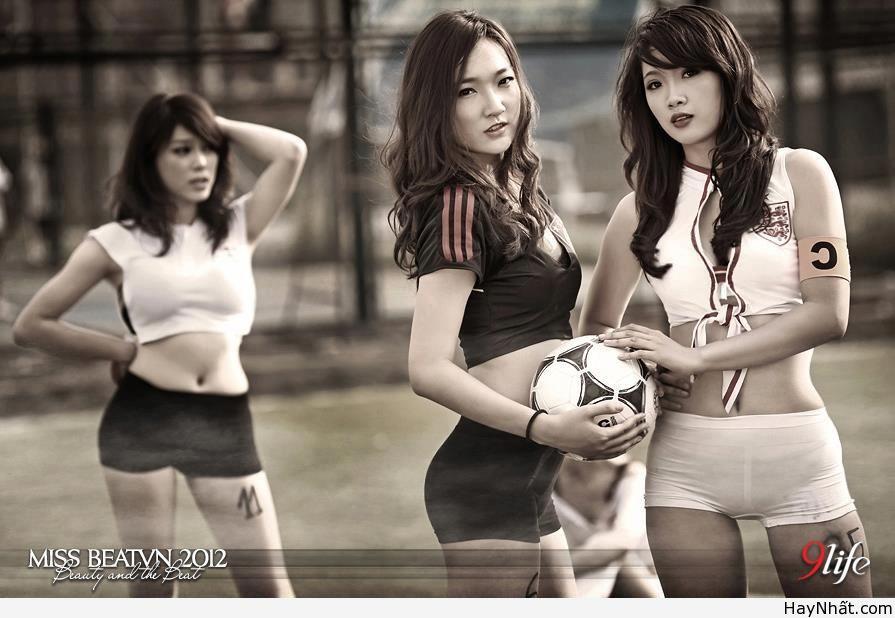 Người đẹp & Euro 2012 (Part 6) 4