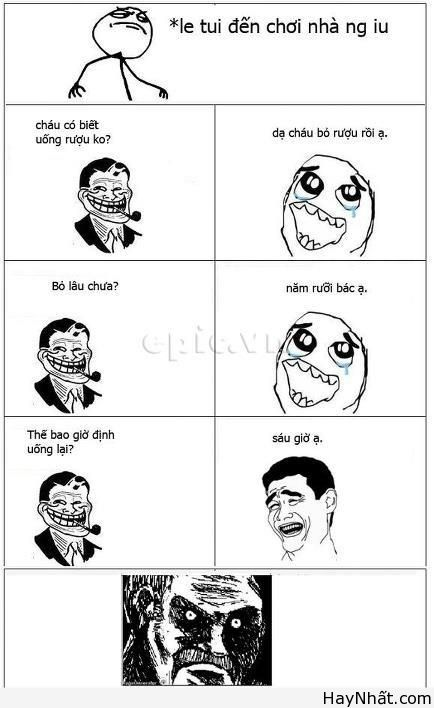 Truyện tranh Troll Face hay nhất (Part 2) 2