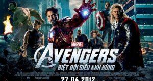 Biệt Đội Siêu Anh Hùng (Full) – The Avengers