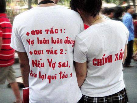Chỉ có ở Việt Nam - Ảnh vui vợ chồng 8