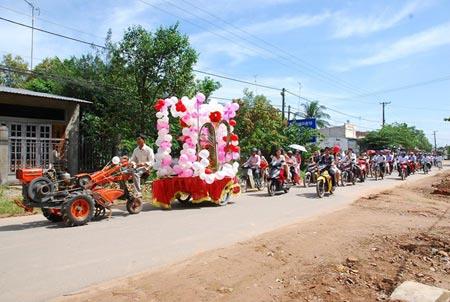 Chỉ có ở Việt Nam - Ảnh vui vợ chồng 11