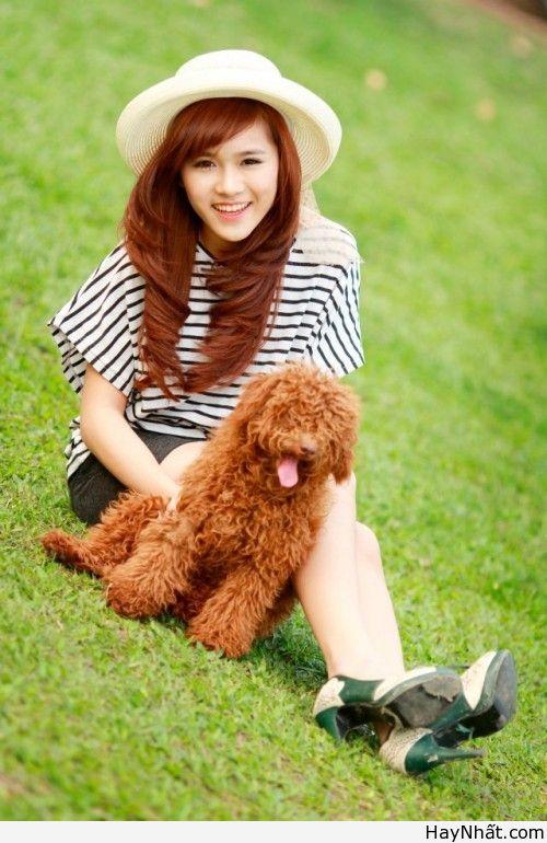 Hot girl Hà Vân 1