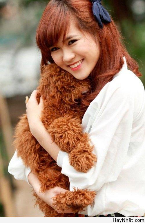 Hot girl Hà Vân 2