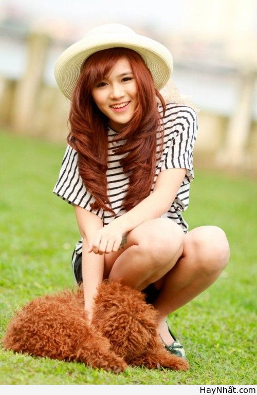 Hot girl Hà Vân 3