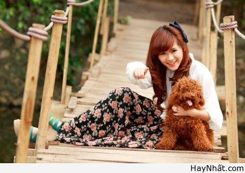 Hot girl Hà Vân 5