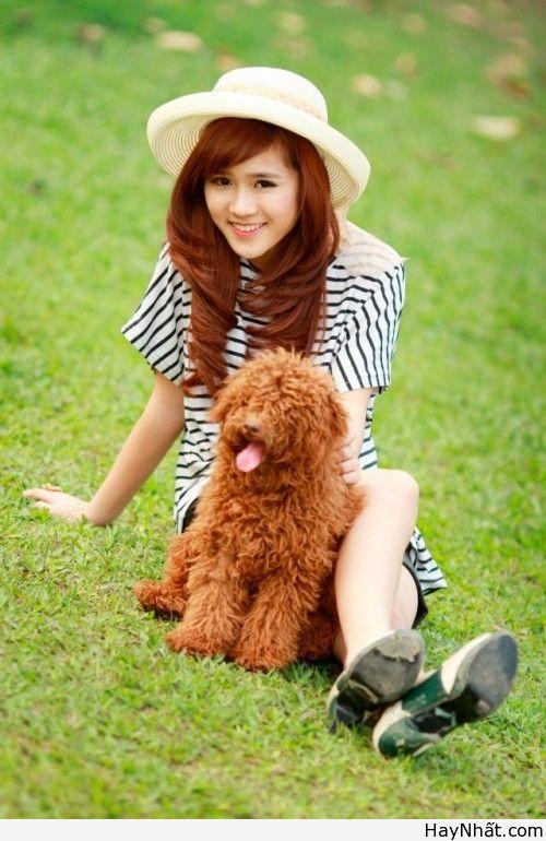 Hot girl Hà Vân 6