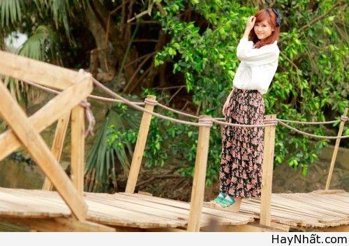 Hot girl Hà Vân 9
