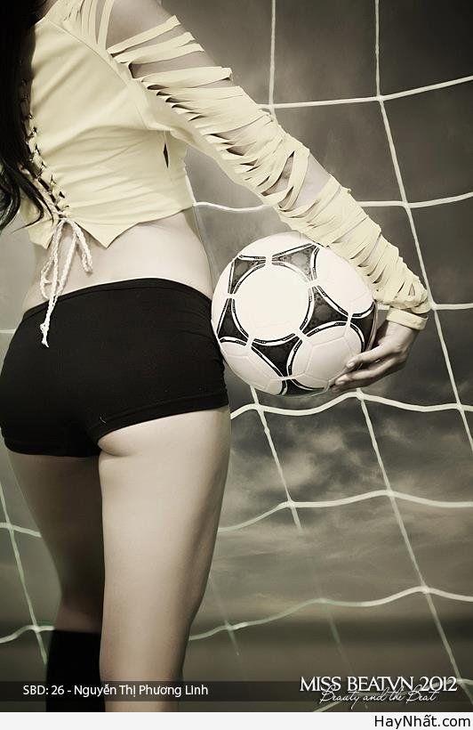 Người đẹp & Euro 2012 1
