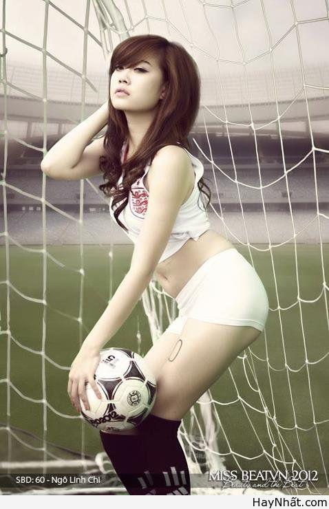 Người đẹp & Euro 2012 (Part 2) 3