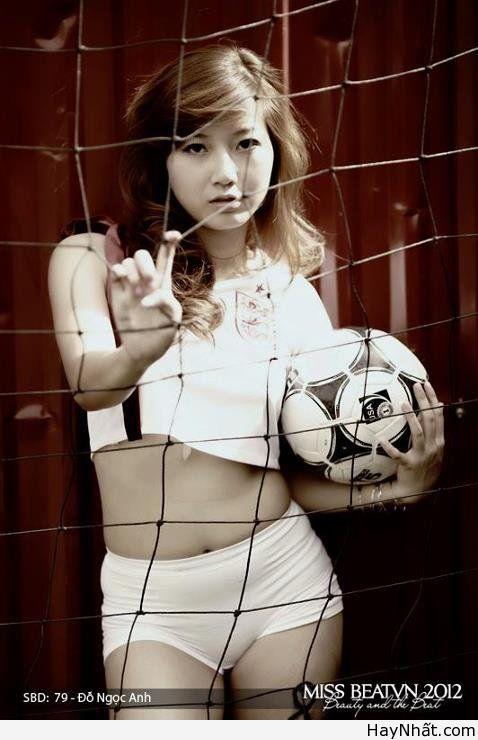 Người đẹp & Euro 2012 2