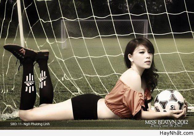 Người đẹp & Euro 2012 5