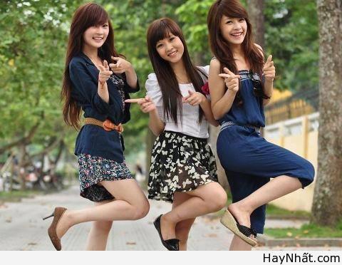Girl Xinh Facebook (Part 9) 2