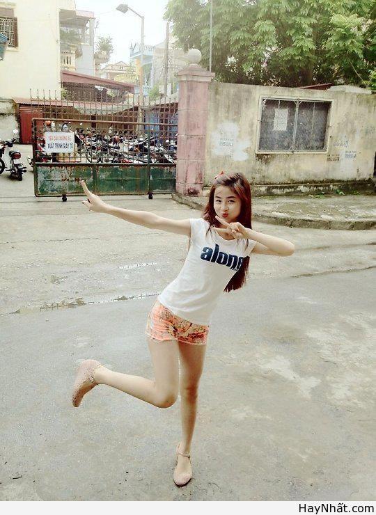 Really Cute Vietnamese Girls (Part 1) 2