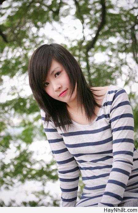 Really Cute Vietnamese Girls (Part 1) 5