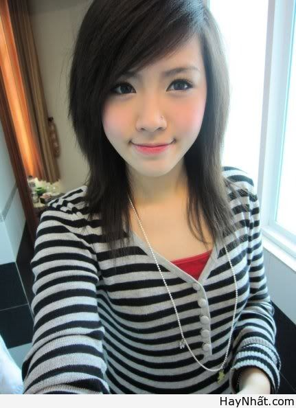 Really Cute Vietnamese Girls (Part 1) 7
