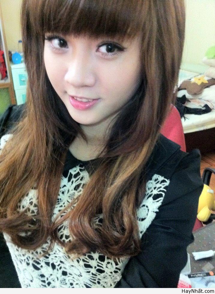 Con gái Việt xinh đẹp, dễ thương (Part 4) 1