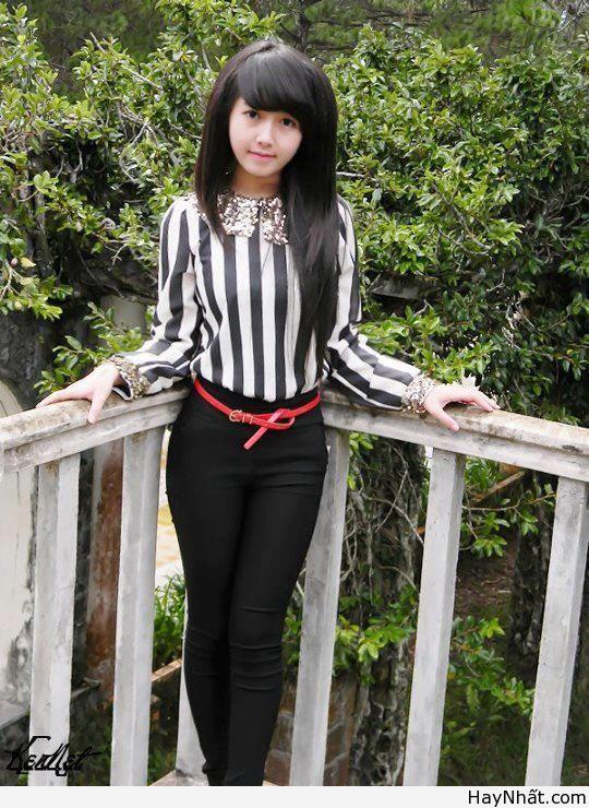 Những girls Việt xinh xắn trên Facebook (P.1) 1