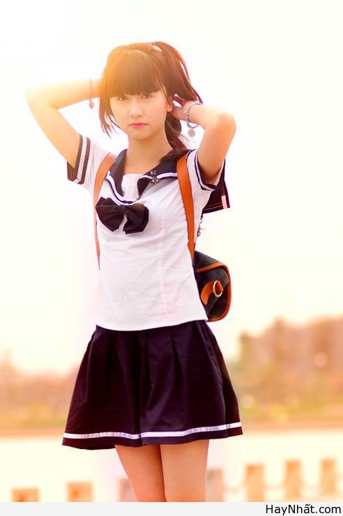 Những girls Việt xinh xắn trên Facebook (P.1) 3