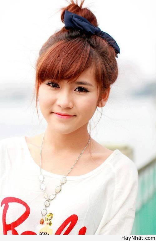 Những girls Việt xinh xắn trên Facebook (P.3) 9