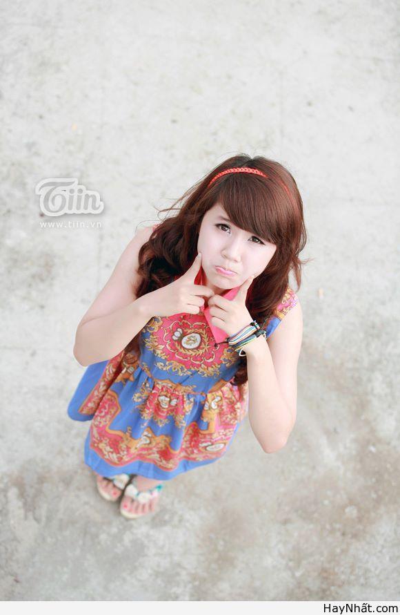 Những girls Việt xinh xắn trên Facebook (P.3) 10