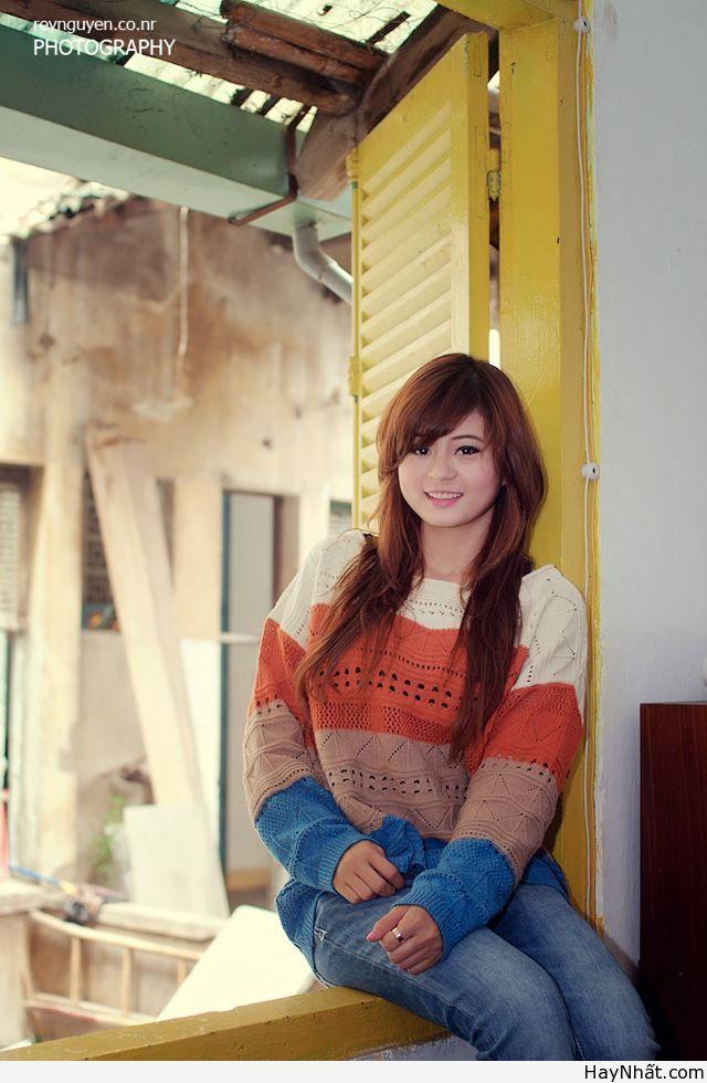 Những girls Việt xinh xắn trên Facebook (P.3) 1