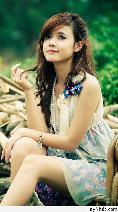 Những girls Việt xinh xắn trên Facebook (P.1) 9