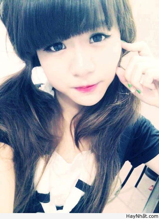 Những girls Việt xinh xắn trên Facebook (P.4) 2