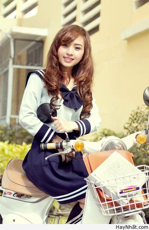 Những girls Việt xinh xắn trên Facebook (P.4) 6