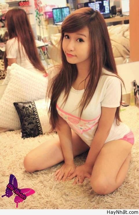 Những girls Việt xinh xắn trên Facebook (P.5) 3