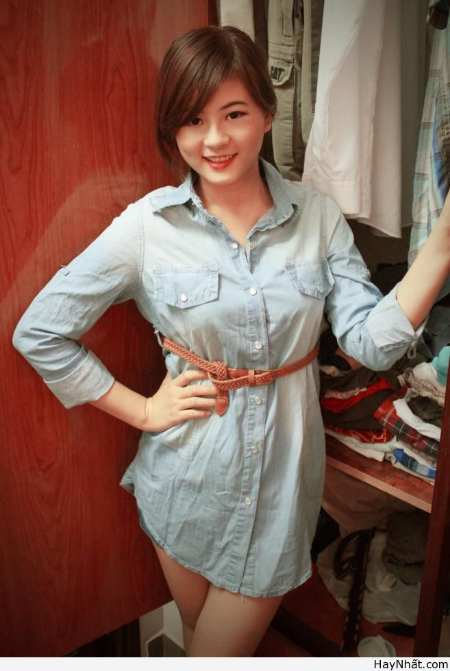 Những girls Việt xinh xắn trên Facebook (P.5) 9