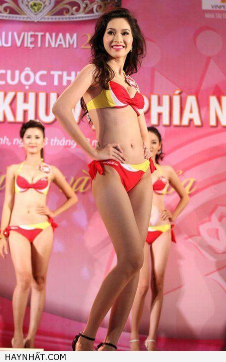 Hình Ảnh Đẹp Nhất Của Hoa Hậu Việt Nam 2012 36