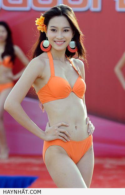 Hình Ảnh Đẹp Nhất Của Hoa Hậu Việt Nam 2012 37