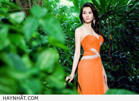 Hình Ảnh Đẹp Nhất Của Hoa Hậu Việt Nam 2012 7