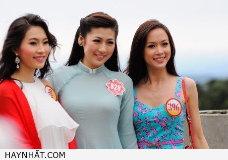 Hình Ảnh Đẹp Nhất Của Hoa Hậu Việt Nam 2012 9