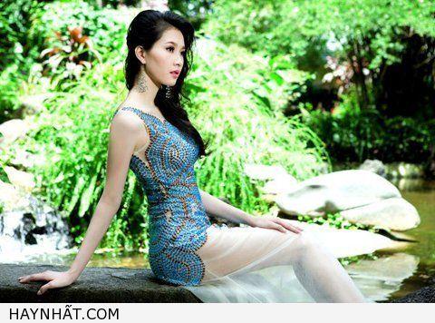 Hình Ảnh Đẹp Nhất Của Hoa Hậu Việt Nam 2012 11