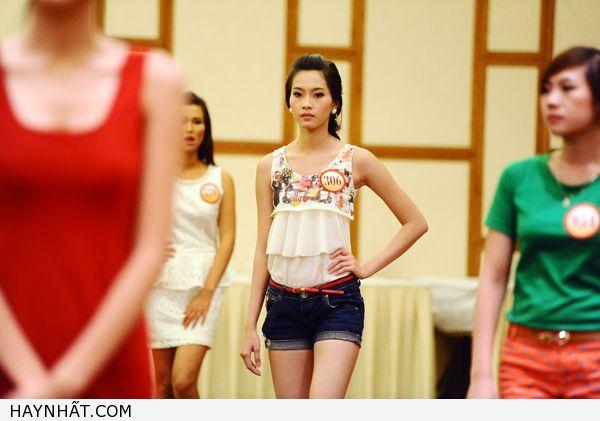Hình Ảnh Đẹp Nhất Của Hoa Hậu Việt Nam 2012 12