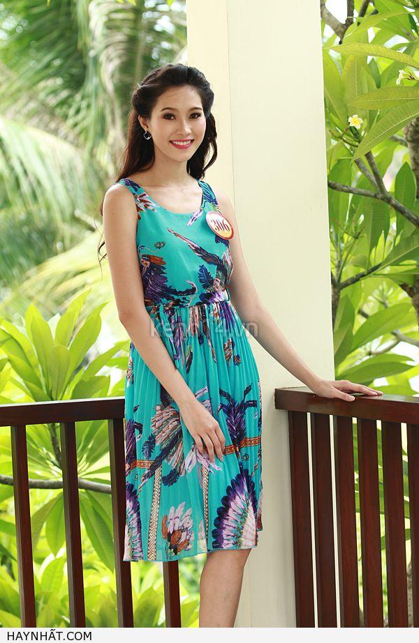 Hình Ảnh Đẹp Nhất Của Hoa Hậu Việt Nam 2012 14