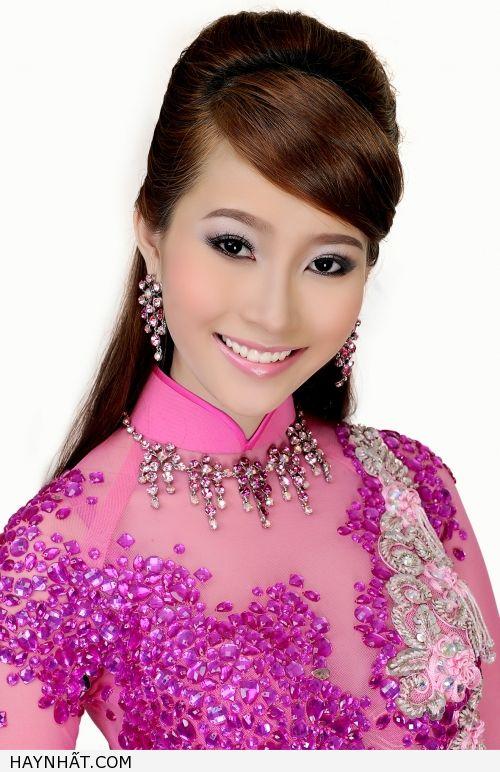 Hình Ảnh Đẹp Nhất Của Hoa Hậu Việt Nam 2012 16
