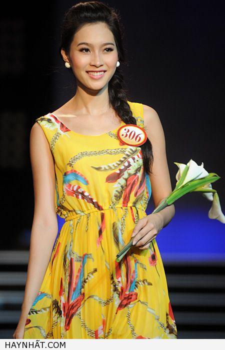 Hình Ảnh Đẹp Nhất Của Hoa Hậu Việt Nam 2012 17